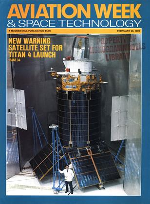 Cover for the February 20 1989 issue
