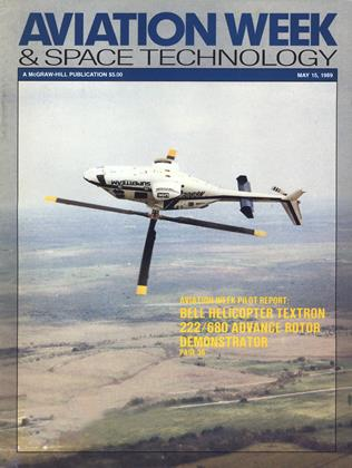 Cover for the May 15 1989 issue