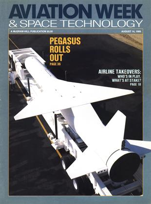 Cover for the August 14 1989 issue