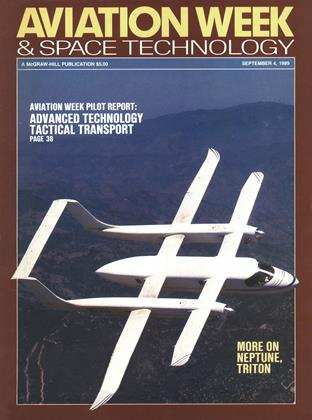 Cover for the September 4 1989 issue
