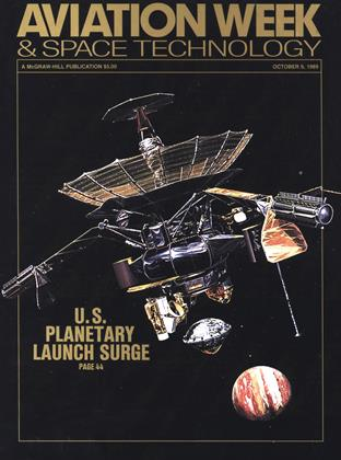 Cover for the October 9 1989 issue