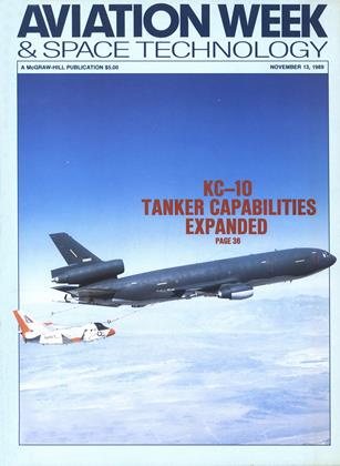 Cover for the November 13 1989 issue
