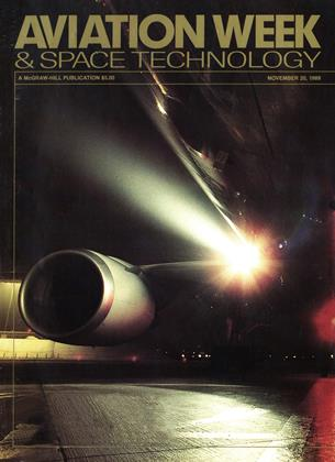 Cover for the November 20 1989 issue