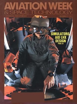 Cover for the November 27 1989 issue