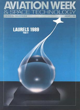 Cover for the January 1 1990 issue