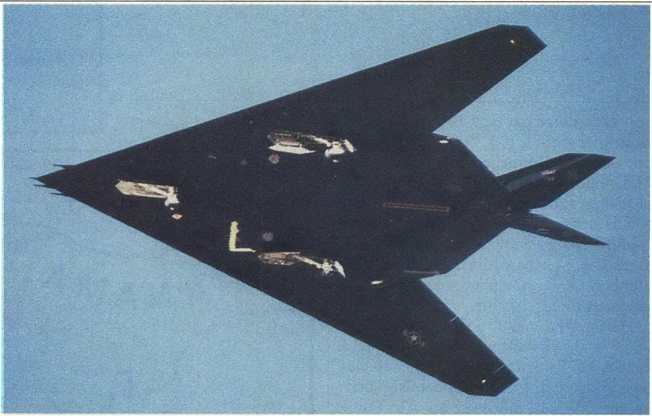 F-117A Fighter Used in Combat For First Time in Panama, Page: 32 - JANUARY 1, 1990 | Aviation Week