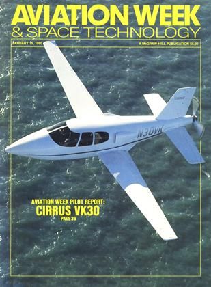 Cover for the January 15 1990 issue