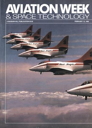 Cover for the February 12 1990 issue