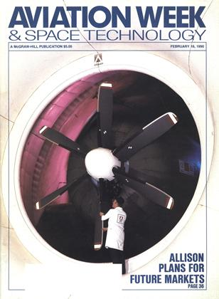 Cover for the February 19 1990 issue