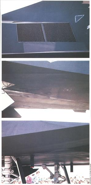 F-117A Provides New Freedom In Attacking Ground Targets, Page: 108 - MAY 14, 1990 | Aviation Week