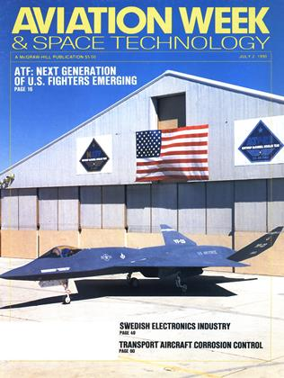 Cover for the July 2 1990 issue