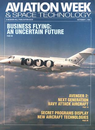 Cover for the October 1 1990 issue