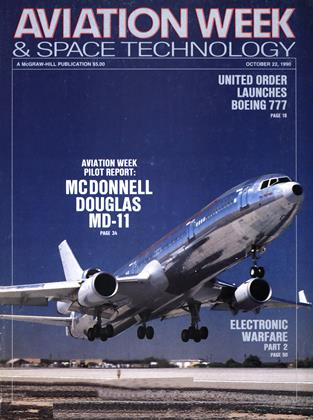 Cover for the October 22 1990 issue