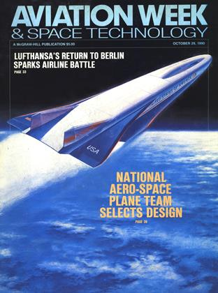 Cover for the October 29 1990 issue