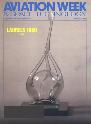 Cover for the January 7 1991 issue