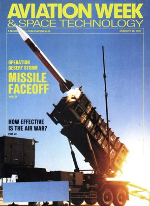 Cover for the January 28 1991 issue