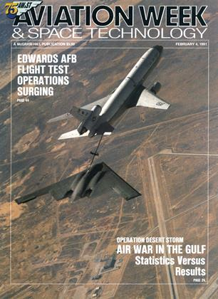 Cover for the February 4 1991 issue