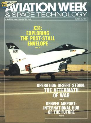Cover for the March 11 1991 issue