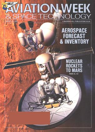 Cover for the March 18 1991 issue