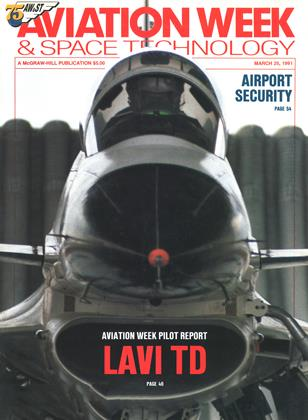 Cover for the March 25 1991 issue