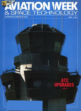 Cover for the April 1 1991 issue
