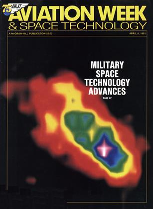 Cover for the April 8 1991 issue