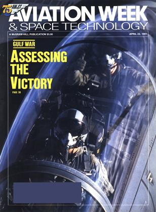 Cover for the April 22 1991 issue