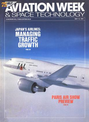 Cover for the May 13 1991 issue