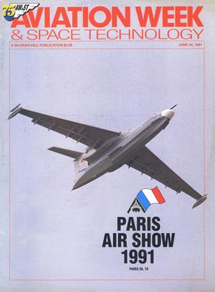 Cover for the June 24 1991 issue