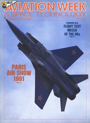 Cover for the July 1 1991 issue