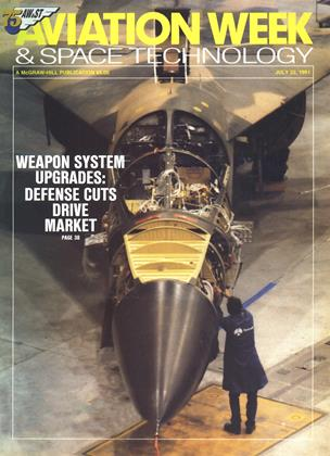 Cover for the July 22 1991 issue