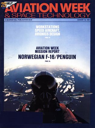 Cover for the August 19 1991 issue