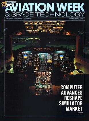 Cover for the September 2 1991 issue