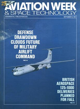 Cover for the September 9 1991 issue