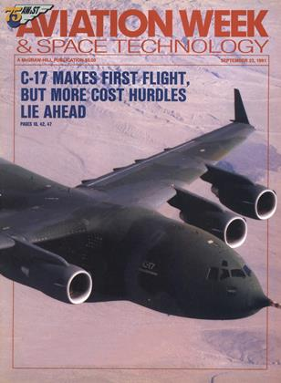 Cover for the September 23 1991 issue
