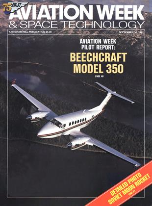 Cover for the September 30 1991 issue