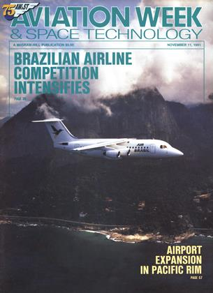 Cover for the November 11 1991 issue