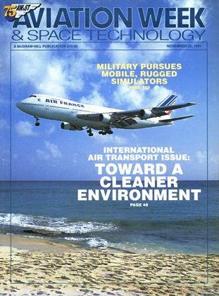 Cover for the November 25 1991 issue