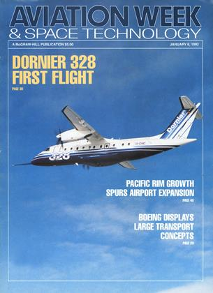 Cover for the January 6 1992 issue