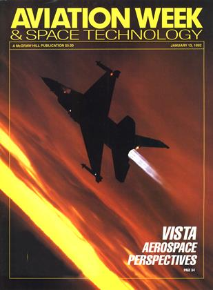 Cover for the January 13 1992 issue