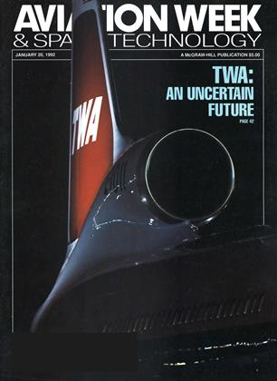 Cover for the January 20 1992 issue