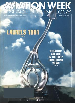Cover for the January 27 1992 issue