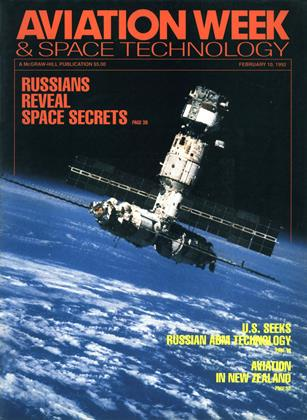 Cover for the February 10 1992 issue