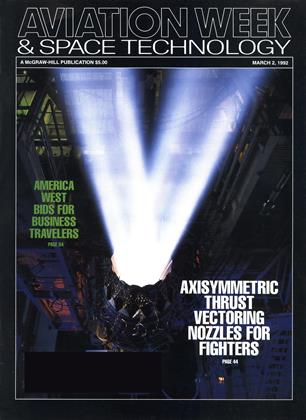 Cover for the March 2 1992 issue