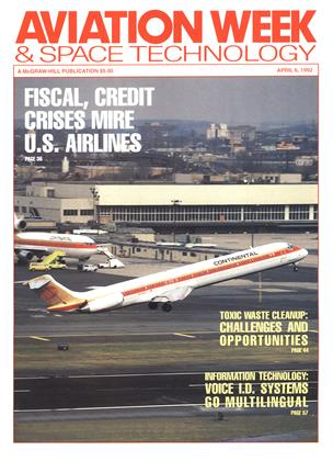 Cover for the April 6 1992 issue