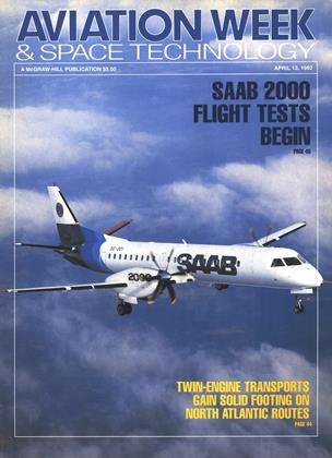 Cover for the April 13 1992 issue