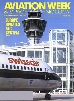 Cover for the May 4 1992 issue