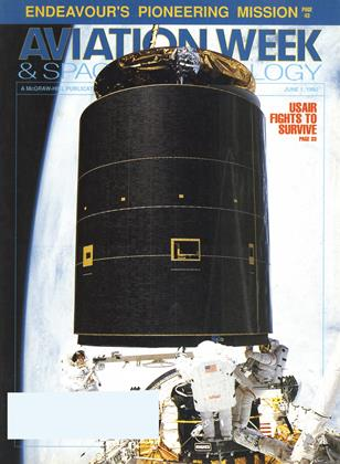 Cover for the June 1 1992 issue