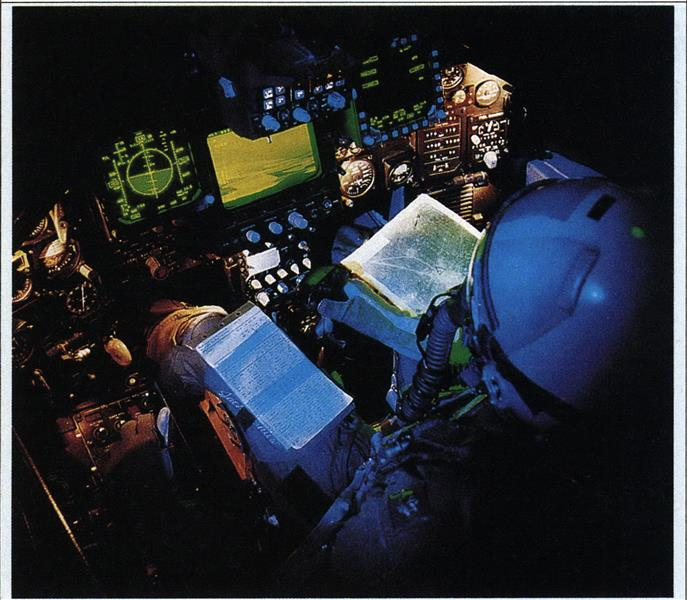 F-117A Cockpit Systems Are Focused on Attack Role, Page: 64 - June 8, 1992 | Aviation Week