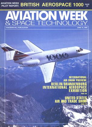 Cover for the JUNE 15 1992 issue